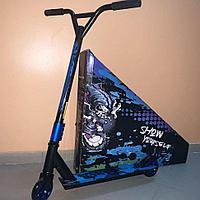 Трюковий самокат Show Yours Синий (изображение может отличаться)
