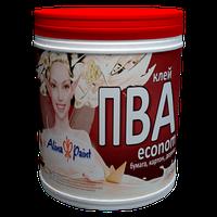 Клей ПВА Алина Эконом 0,8 кг