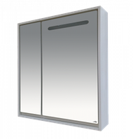 Барселона - 90 Зеркало-шкаф со светом