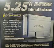 Внешние корпуса для DVD, HDD