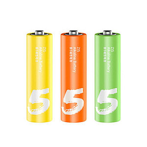 Батарейки Xiaomi ZMI LR24 (12шт ZI5/12шт ZI7)