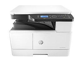 МФУ HP LaserJet M438n, A3, 22ppm, print 1200x1200 dpi, scan 600x600 dpi, USB, LAN