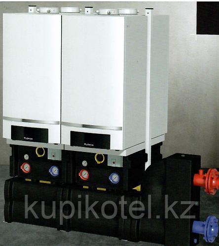 Котел отопительный конденсационный настенный Buderus Logamax plus GB162 85kW