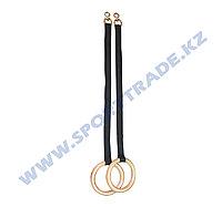 Кольца гимнастические (стропа+карабин)