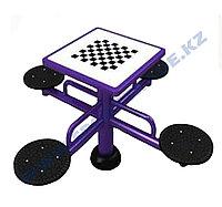 Тренажер уличный Стол шахматный для четверых