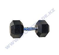 Гантель ПРО гексагон 20+20 кг