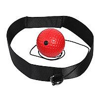 Реакционный мяч КОЖА (тренажер для бокса)