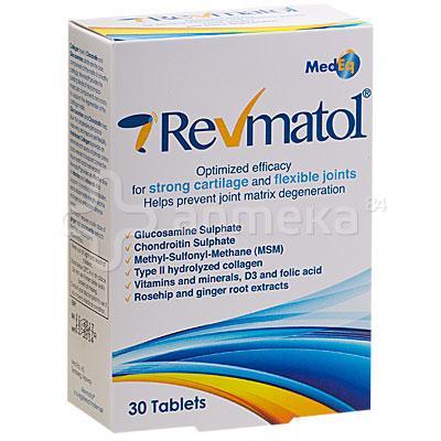 Ревматол №30 табл. (глюкозамин+хондроитин)