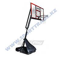 Баскетбольная стойка StartLine Play SLP Professional-029 230-305см, щит 4х88х144см