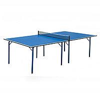 Теннисный стол Start line Junior с сеткой 136х76х65см