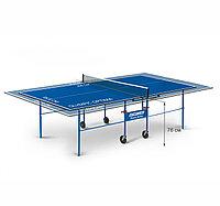 Теннисный стол Start line OLYMPIC с сеткой Blue