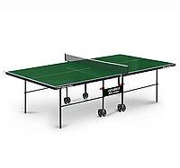 Теннисный стол Start line GAME с сеткой Outdoor Green