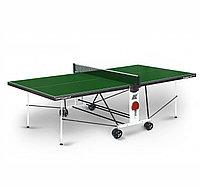 Теннисный стол Start line COMPACT LX с сеткой Outdoor Green