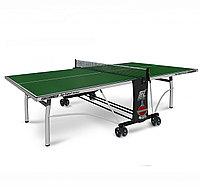 Теннисный стол Start line TOP EXPERT с сеткой Outdoor Green