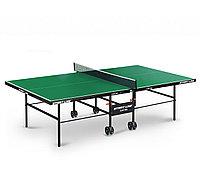 Теннисный стол Start line CLUB PRO с сеткой Green