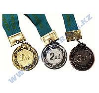Медаль простая (1, 2, 3 место)