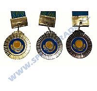 Медаль герб (золото, серебро, бронза)