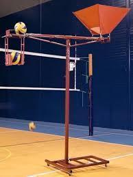 Тренажер для отработки ударов волейбола