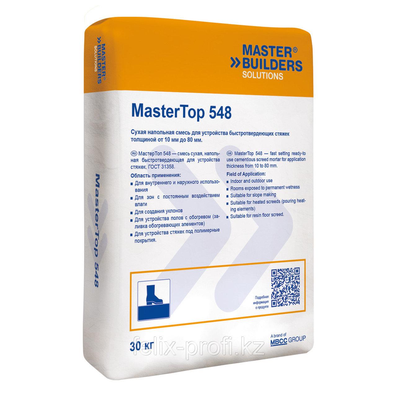 MasterTop 548