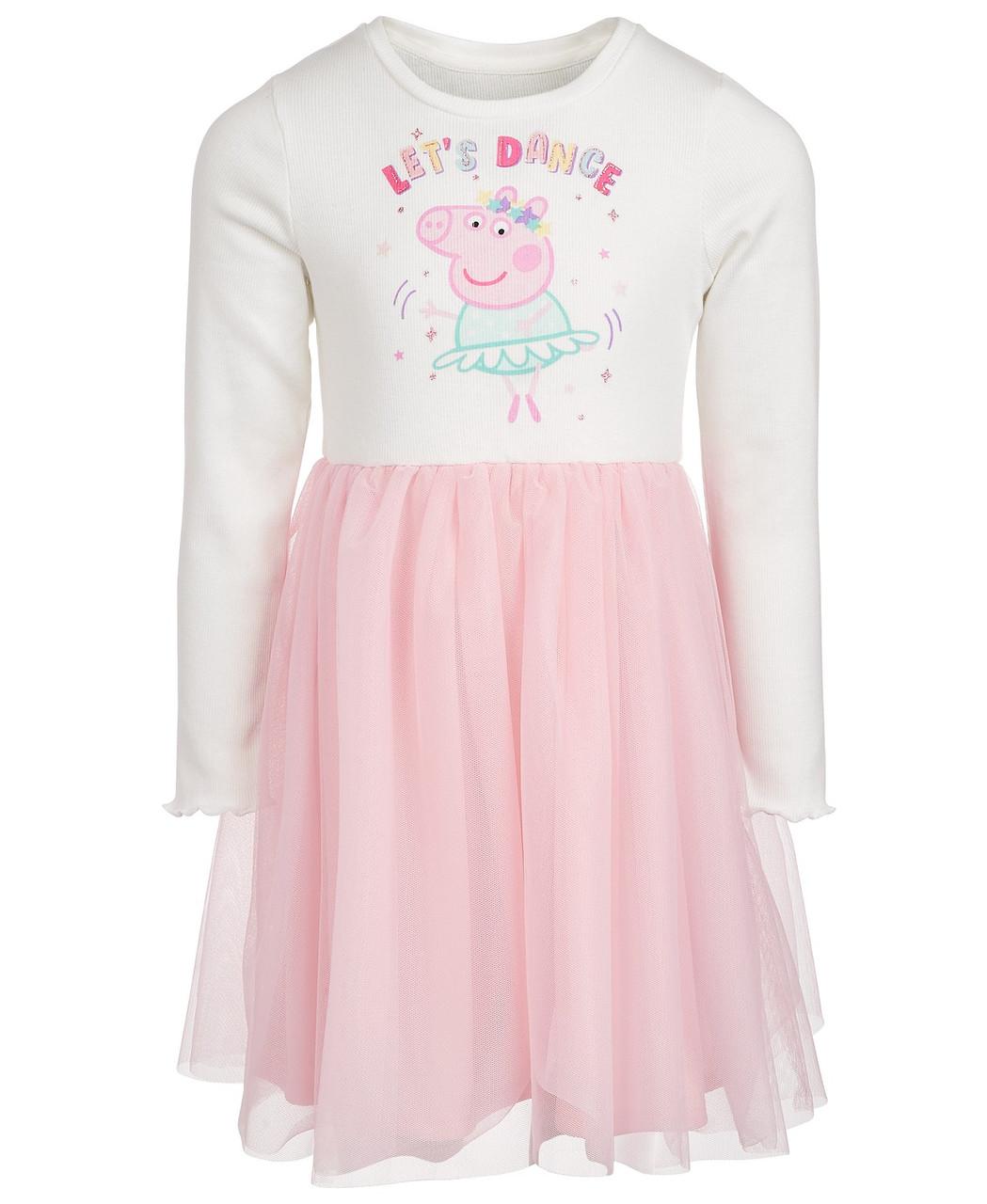 Peppa Pig  Детское платье-А4