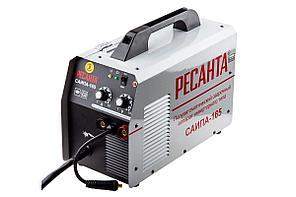 Сварочный аппарат инверторный п/а РЕСАНТА САИПА-165 220В 20-160А 70% 0.6-0.8мм 11.5кг