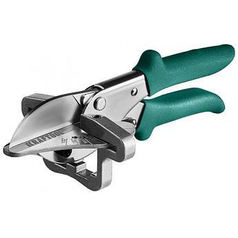 (23372) KRAFTOOL MC-7 ножницы угловые для пластмассовых и резиновых профилей