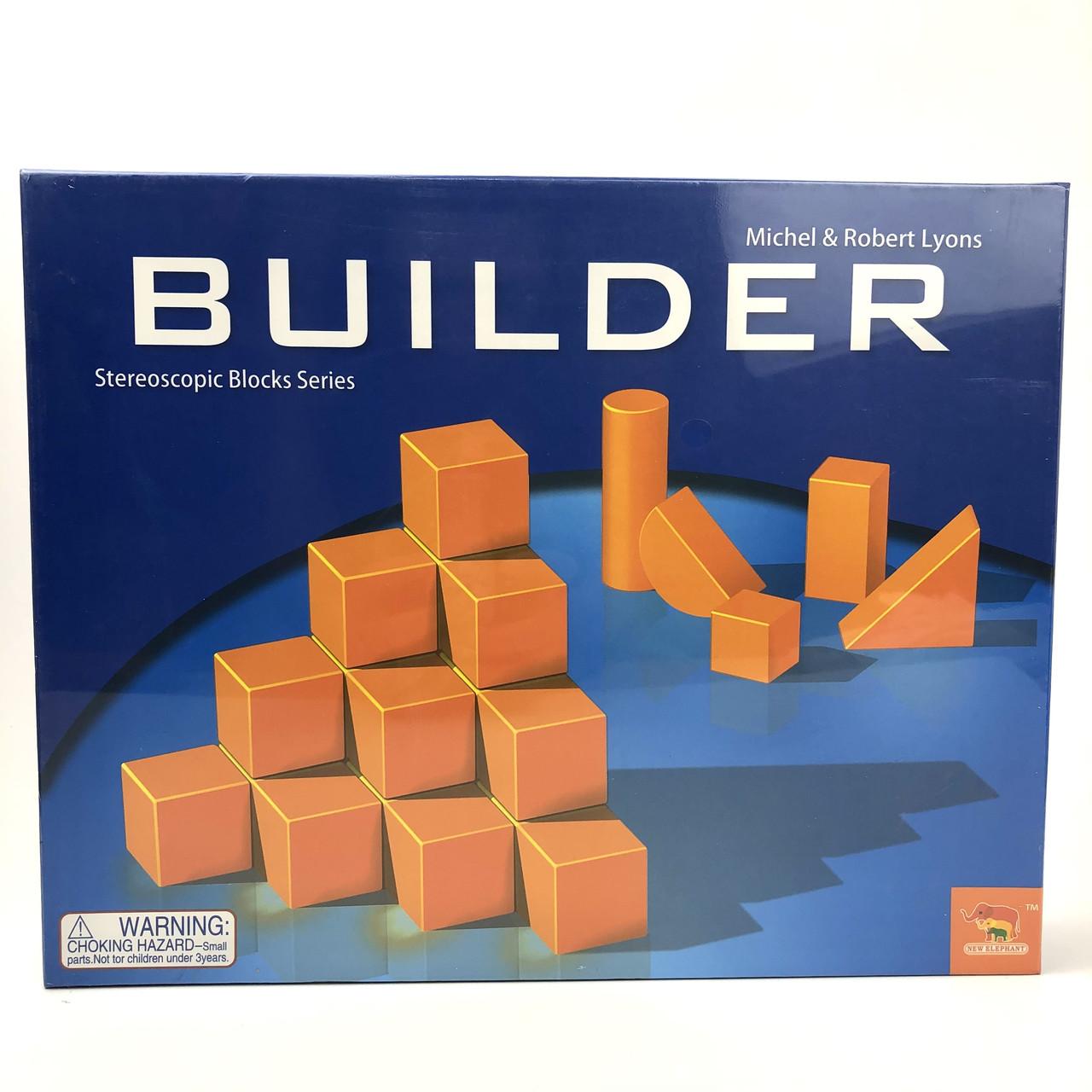 Головоломка «Builder»
