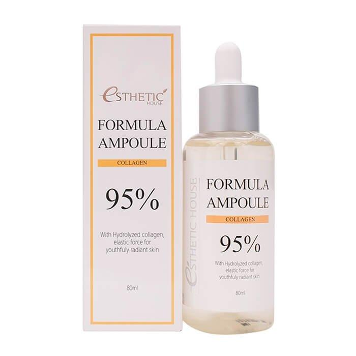 Сыворотка для лица Esthetic House Formula Ampoule Collagen
