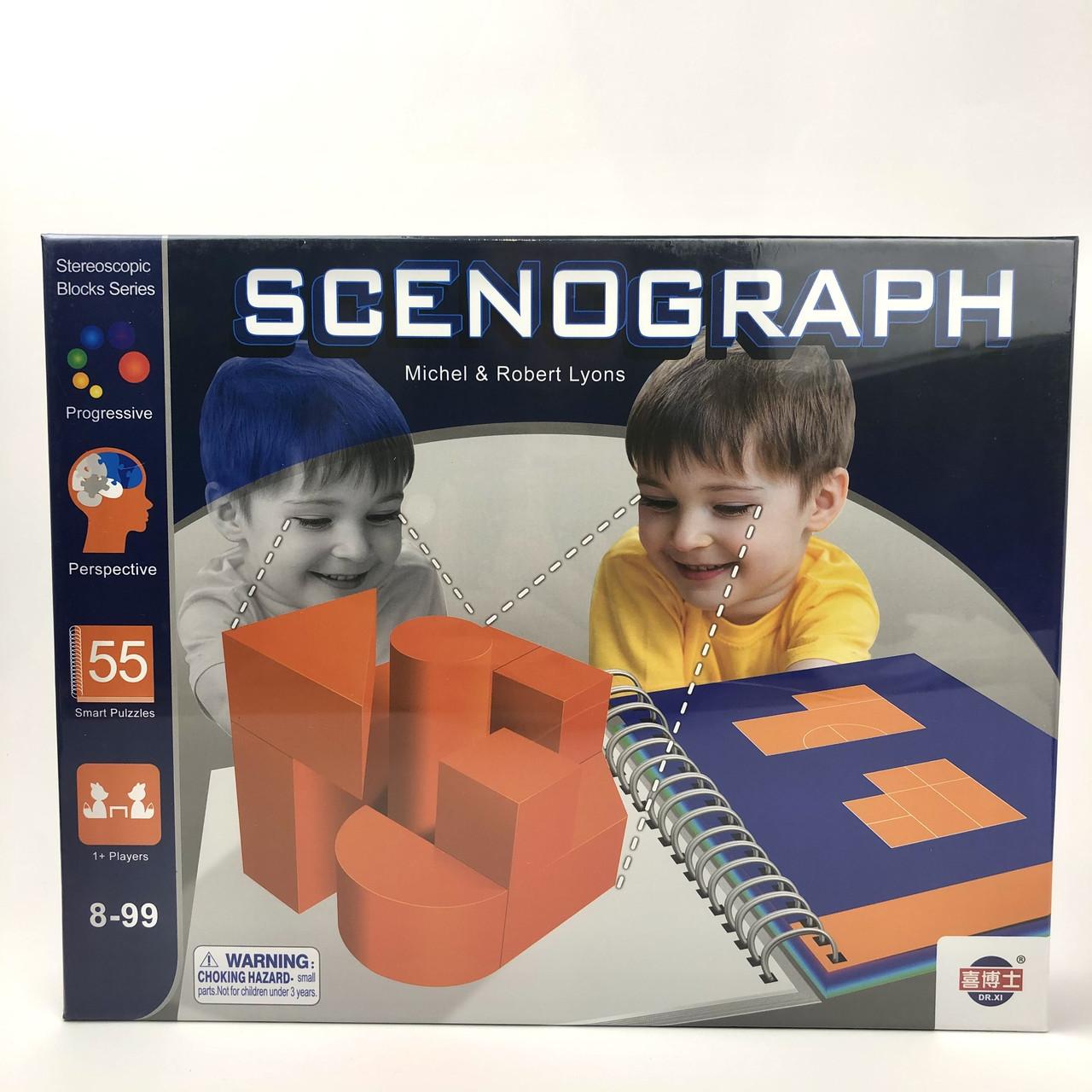 Головоломка «Scenograph»