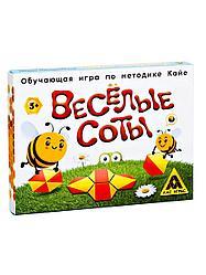 """Развивашка """"Пчелка по цветам""""№ 7435"""