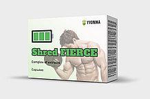 ShredFIERCE- капсулы для повышения активности и роста мышц