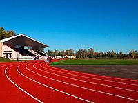 Беговая дорожка для стадионов