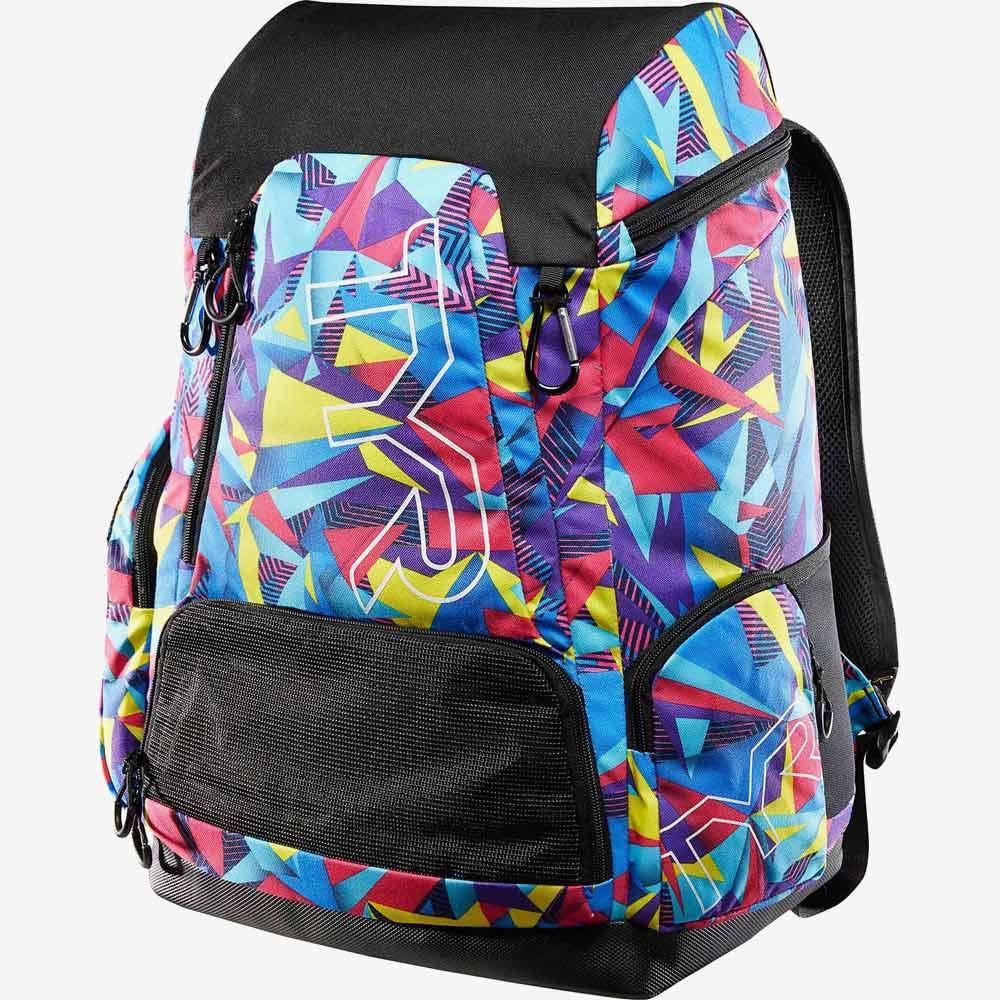 Рюкзак TYR Alliance 45L Backpack - Geo Print
