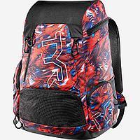 Рюкзак TYR Alliance 45L Backpack - Mercury Rising Print