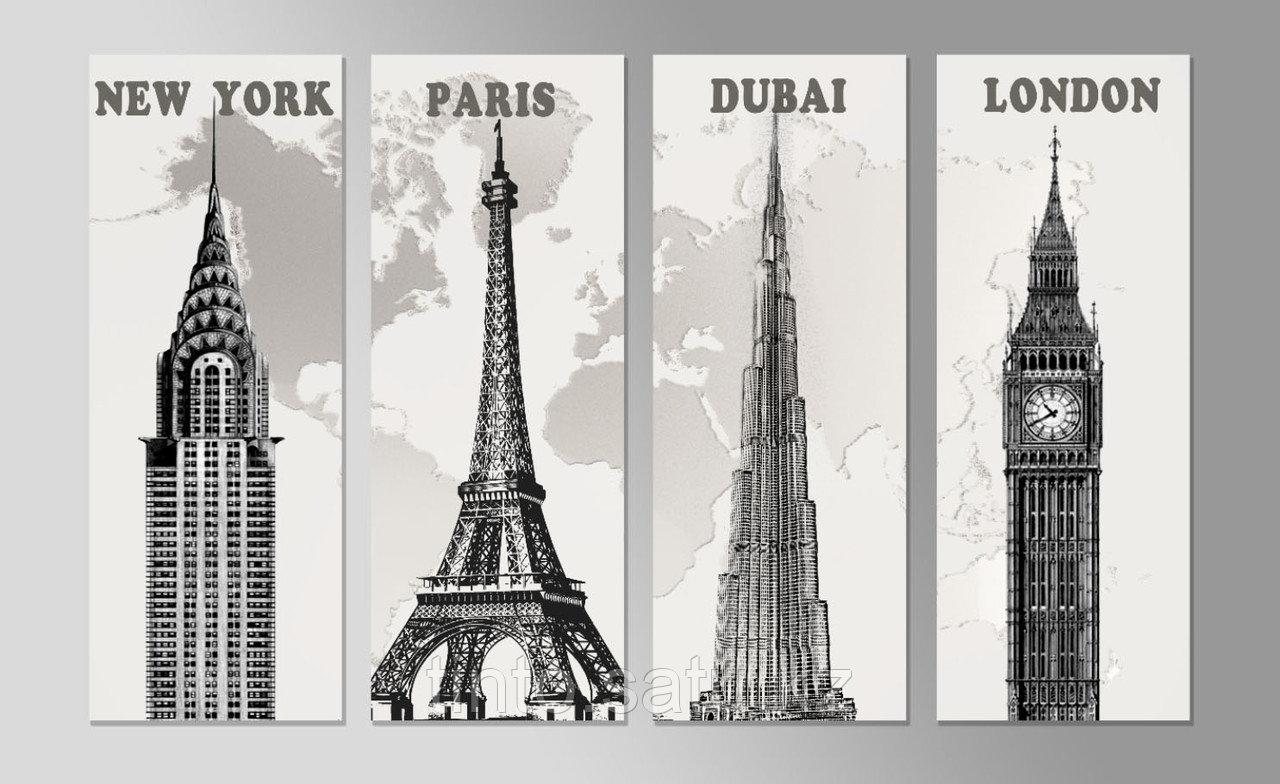 """Постеры """"Башни"""""""