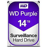 Жесткий диск HDD 14Tb Western Digital Purple  WD140PURZ