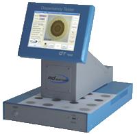 DT100DL - Тестер диспергирования моторных масел в эксплуатации