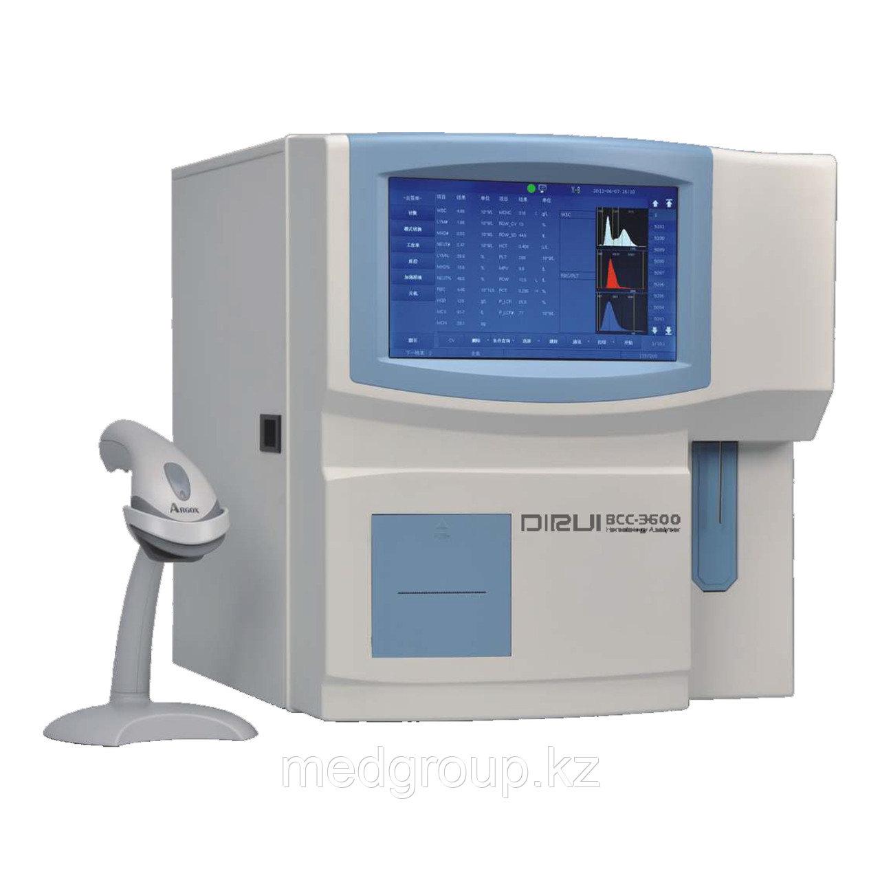 Гематологический анализатор Dirui BCC-3600
