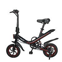 Электрический велосипед мини складной e-bike HTOMT портативный