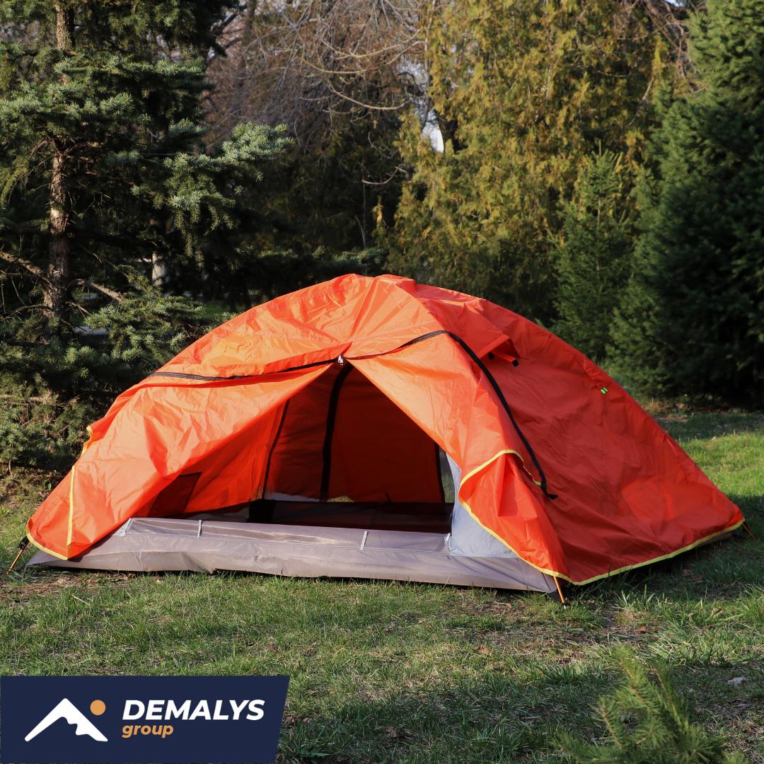 Двухместная палатка - фото 1