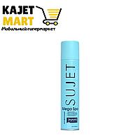"""Лак для волос """"SUJET"""" мега фиксации (новый дизайн) 180мл"""