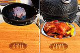Керамический гриль-барбекю Start grill-22 (со стеклянным окошком), фото 3