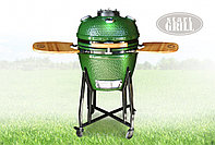 Керамический гриль-барбекю Start grill-22 (со стеклянным окошком)