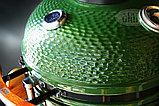 Керамический гриль-барбекю Start grill-22 (со стеклянным окошком), фото 9
