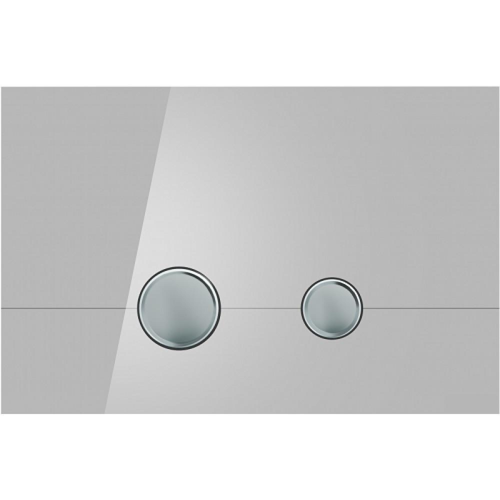 Кнопка STERO для LINK PRO/VECTOR/LINK/HI-TEC стекло серый