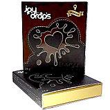 Возбуждающий шоколад для женщин JoyDrops, 24 гр, фото 2