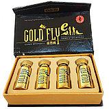 """Возбудитель для женщин Gold Fly """"Шпанская мушка"""" в каплях, фото 2"""