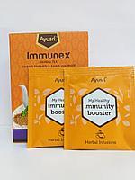 Аюрведический чай Иммунекс, для поднятия иммунитета, Ayusri