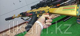 Автомат АК-47 скин PUBG, фото 3