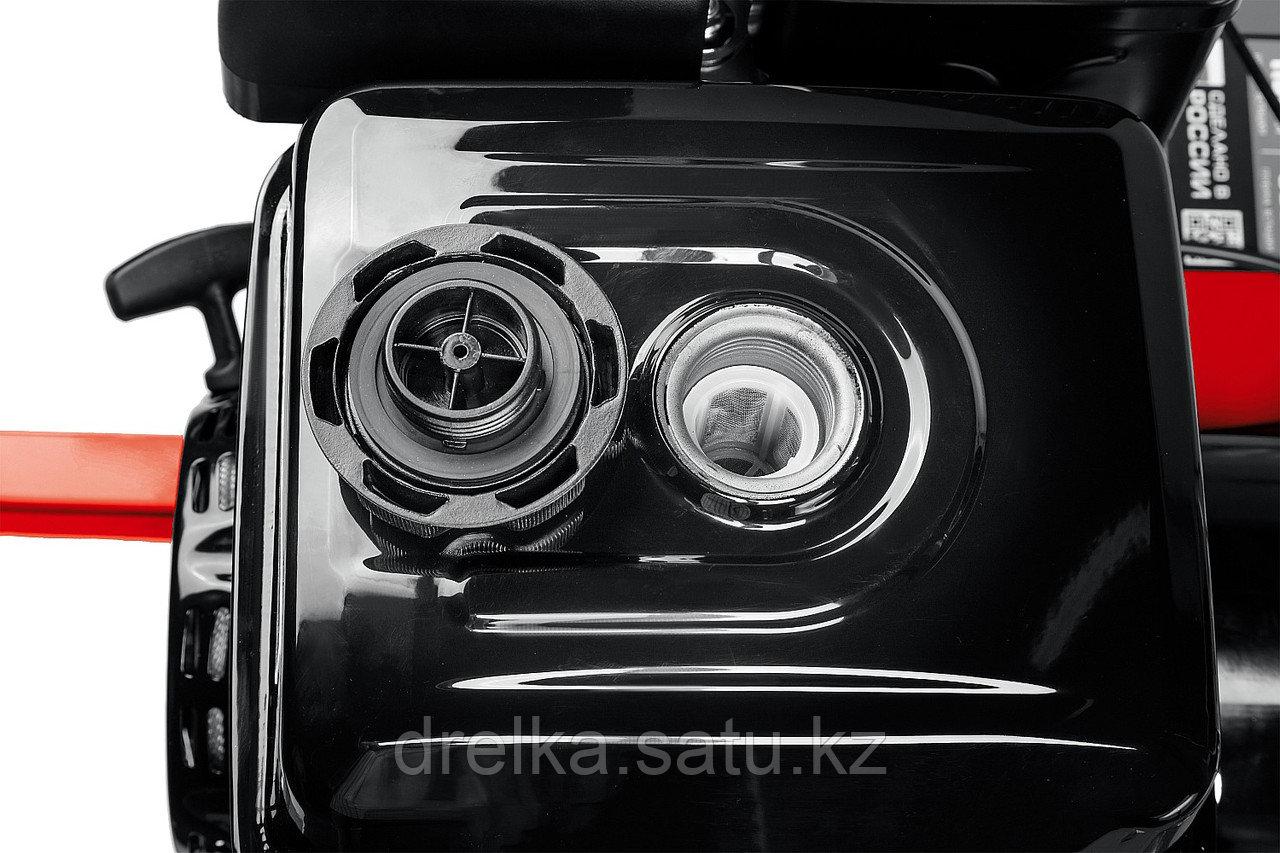 Мотоблок бензиновый с ВОМ МТШ-600 - фото 7